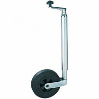 Roue Jockey Telescopique - Diam 42 mm - 100KG