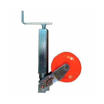 Roue Jockey Renforcee - Diam 70 mm - 650KG