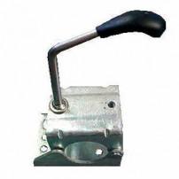 Collier Roue Jockey - Poignee Allongee - Diam 60 mm