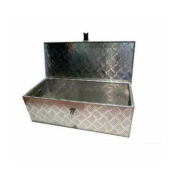 coffre remorque alu 760x330x245 mm maxter. Black Bedroom Furniture Sets. Home Design Ideas