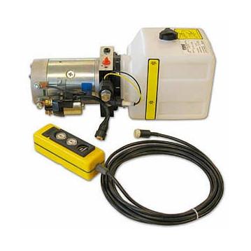 Verin hydraulique pompe electrique