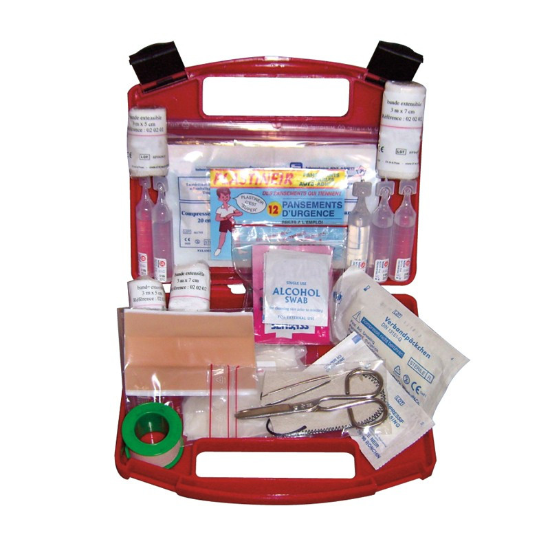 trousse pharmacie stylbox maxter