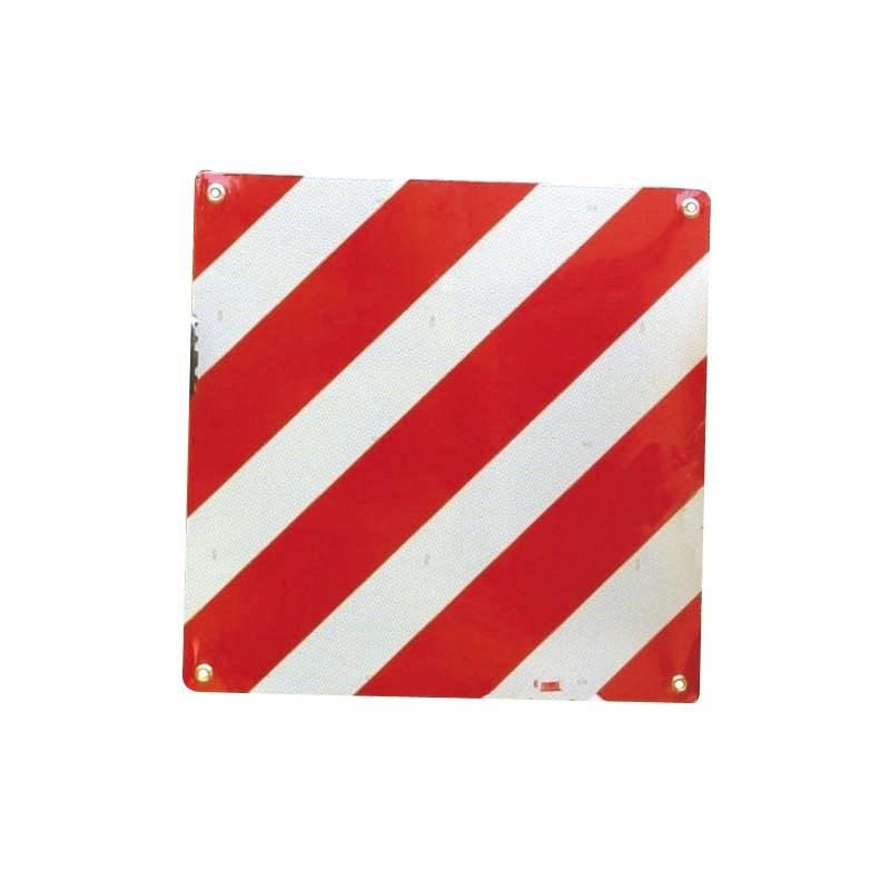 Panneau rouge blanc 500x500 mm maxter - Panneau agglomere blanc ...