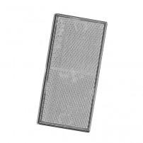 Catadioptre Blanc Adhesif - 106x50 mm
