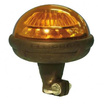 Gyrophare LED Ellipse - Tige Flexible