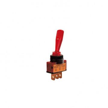 Interrupteur 12V - Rouge