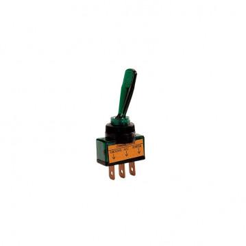 Interrupteur 12V - Vert