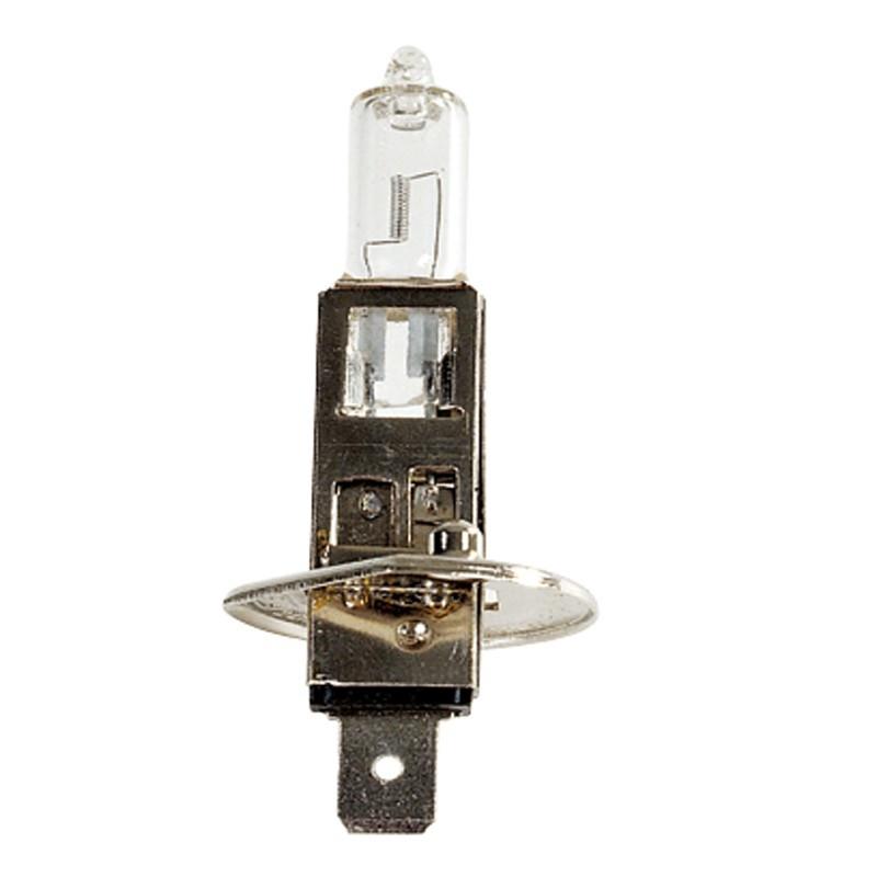 Ampoule Gyrophare 12V H1 55W - Ampoule Halogène de gyrophares