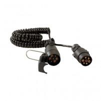 Rallonge Spirale 5 conducteurs - 5M