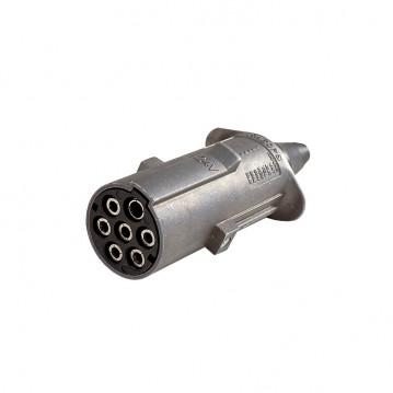 Fiche 24V a Vis - Metal - Serie N