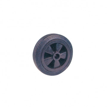 Roulette Jante Plastique - Diam 160 mm