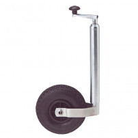 Roue Jockey Gonflable - Diam 48 mm - 160KG