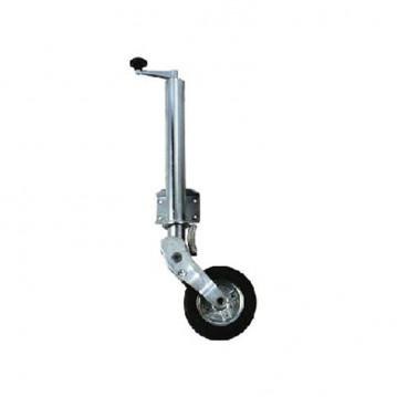 Roue Jockey Pivotante - Diam 60 mm - 250KG