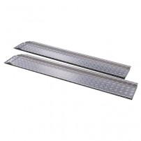 Rampe de Montée Aluminium - 190x27 cm (par 2)