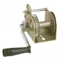 Treuil de Halage 3N1 - 454KG + Cable acier