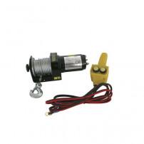 Treuil Electrique 12V - 900 kg