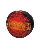 Feu 3 fonctions a LEDS - Gauche / Droit - PROPLAST