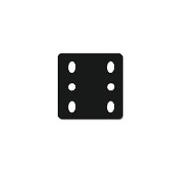 Plaque de Rehausse - 6 Trous