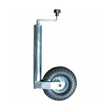 Roue Jockey Gonflable - Diam 60 mm - 150KG