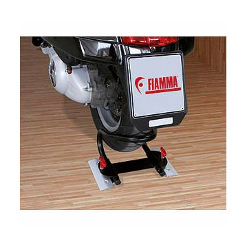 bloque roue moto de remorque rails porte motos. Black Bedroom Furniture Sets. Home Design Ideas