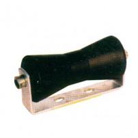 Diabolo Remorque Noir - 250x85x100 mm
