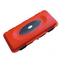 Coffre Extincteur - Rouge - 6KG