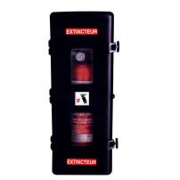 Coffre Extincteur - Noir - 9KG