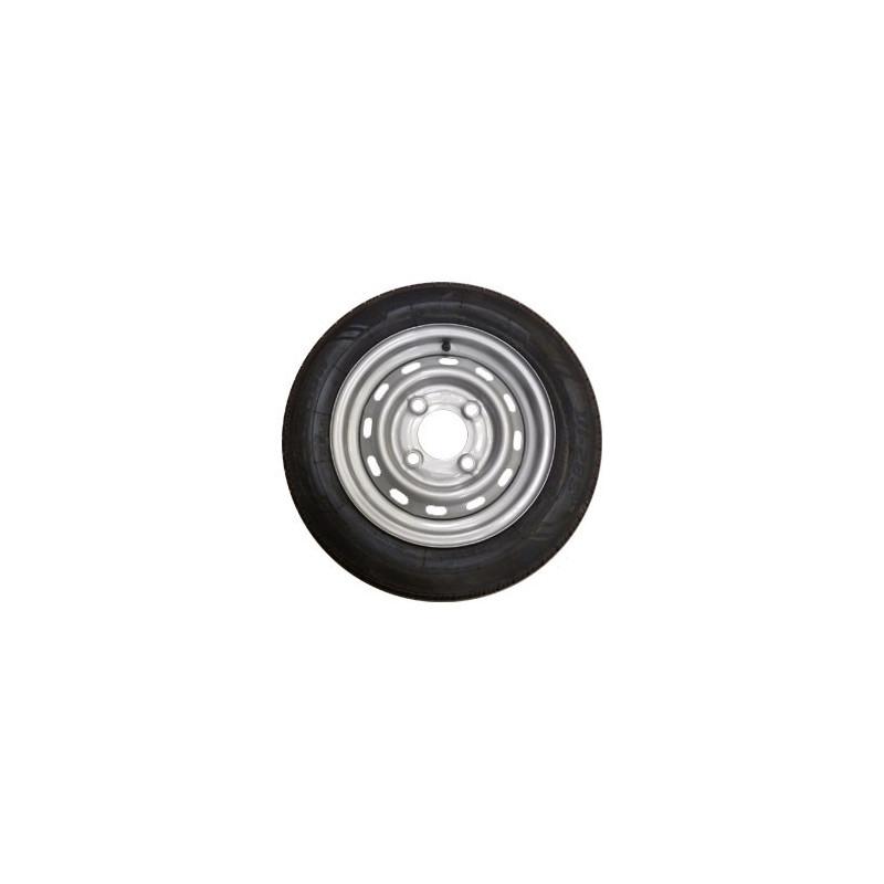 roue remorque 135 80x13 4tr130 maxter accessoires. Black Bedroom Furniture Sets. Home Design Ideas