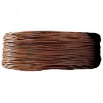 Câble 1,5 mm² - Marron - 1 Mètre