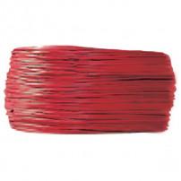 Câble 1,5 mm² - Rouge - 1 Mètre