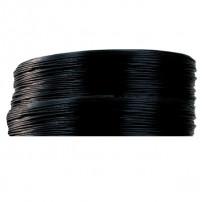 Câble 1 mm² - Noir - 1 Mètre
