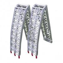 Rampes Aluminium Pliables (par 2)