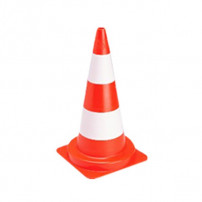 Cone de Chantier - Rigide - 500 mm
