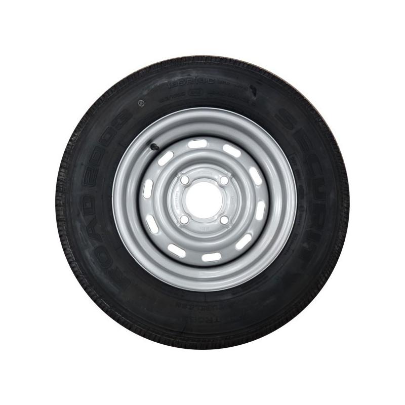 roue remorque 185 80x14 104n 4tr130 maxter accessoires. Black Bedroom Furniture Sets. Home Design Ideas