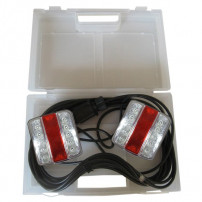 Eclairage Magnetique a LEDS - Alim 7M50 + Valisette