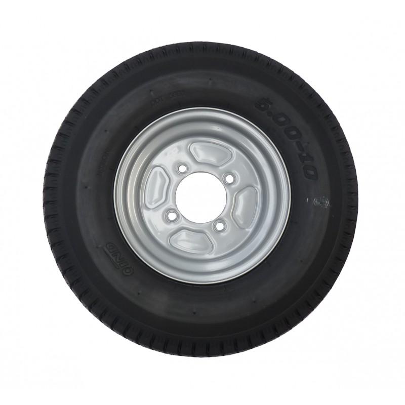 roue remorque 500x10 72n 4tr115 maxter accessoires. Black Bedroom Furniture Sets. Home Design Ideas