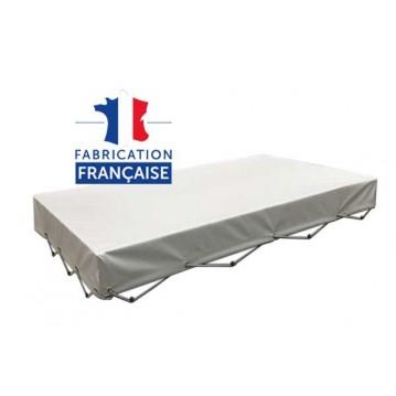 Bâche Remorque Premium - 186x130x10 - 900 gr/m²