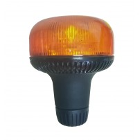 Gyrophare LED Crystal Tige Flexible Tournant