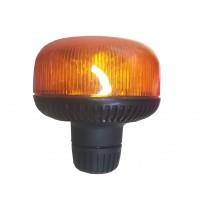 Gyrophare LED Crystal Tige Rigide Tournant