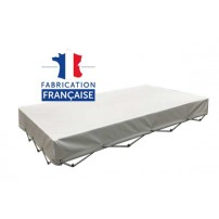 Bâche Remorque Longue Premium Sur Mesure - 900 gr/m²