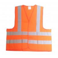 Gilet de sécurité Reflex Orange Taille L