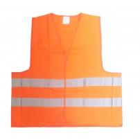 Gilet de sécurité Orange Taille XL