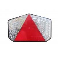 Lanterne LED multifonctions Droit - RADEX 7601