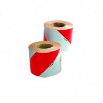 2 rouleaux de bandes adhésives réfléchissantes - 2 x 45,7 m
