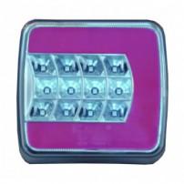 Feu à LED 4 fonction - Gauche