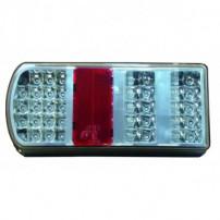 Feu à LED sans connectique 12 V - Droit