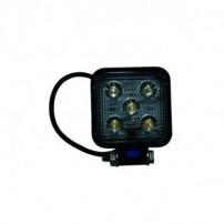 Phare de travail compact LED éclairage bleu 1100 lumen
