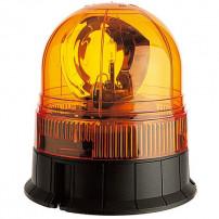 Gyrophare LYNX à poser 12 V avec ampoule H1 55 W - H. 160 mm