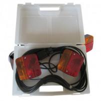 Equipement à poser magnétique avec valisette - Alimentation 7,50 M - entre feux 4 M