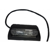 Eclaireur de plaque LED - Dimensions : 100x45x55mm